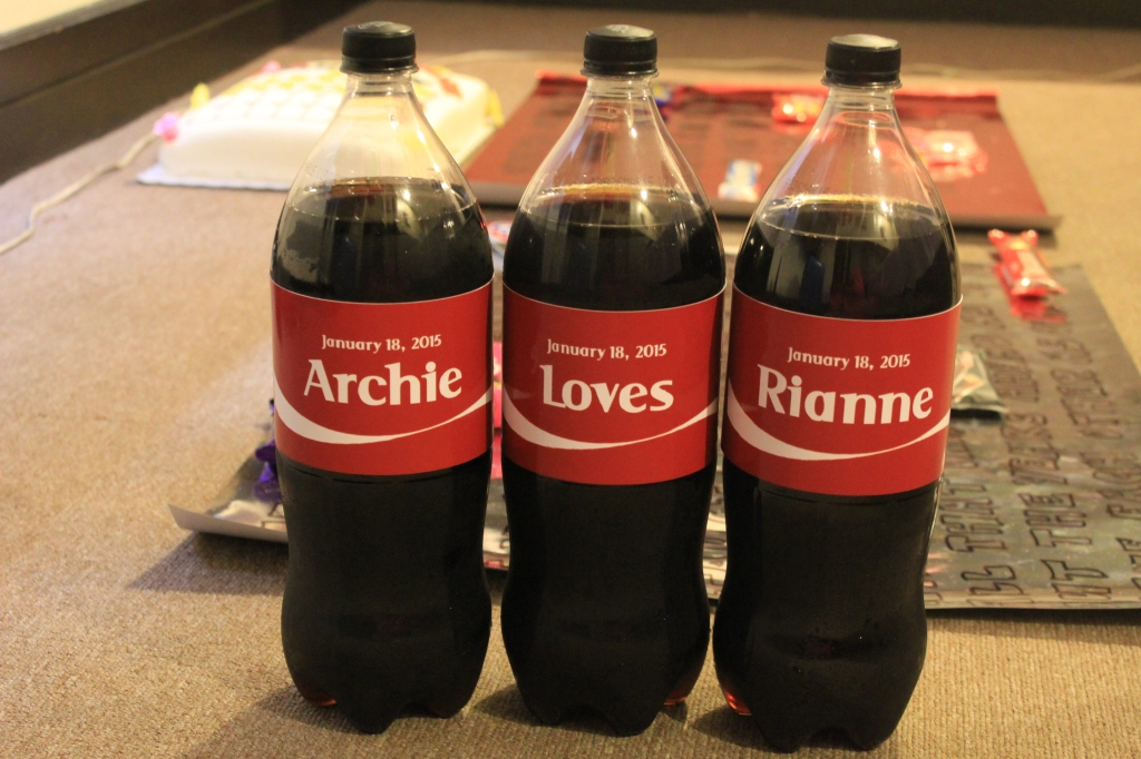 Archie loves Rianne